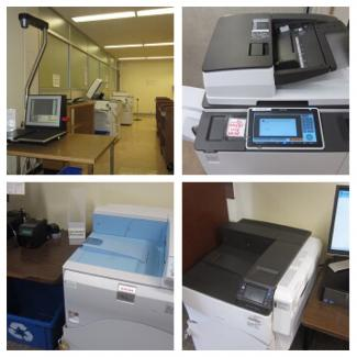 Photocopier, scanner and printers