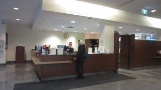 Image of Loan Services Desk