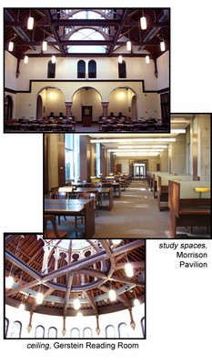 collage of renovated spaces